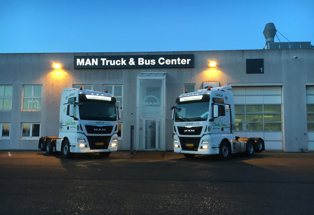 FrontSignLED® @ MAN Truck & Bus