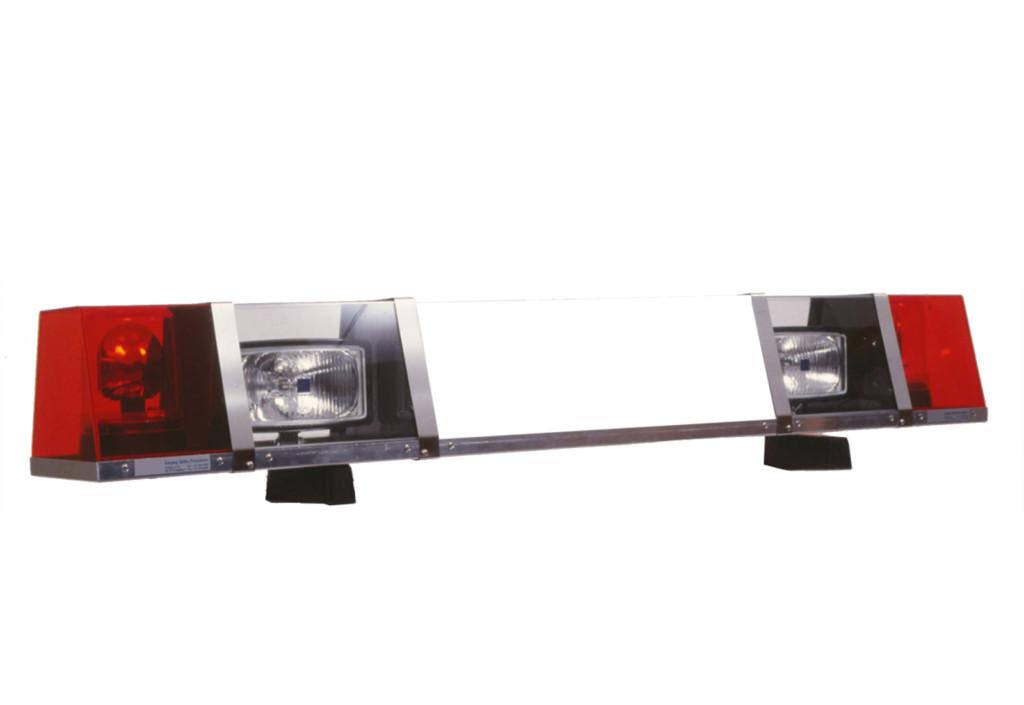 SignalSignLED - lysskilt til lastbiler med rotorblink og fjernlys