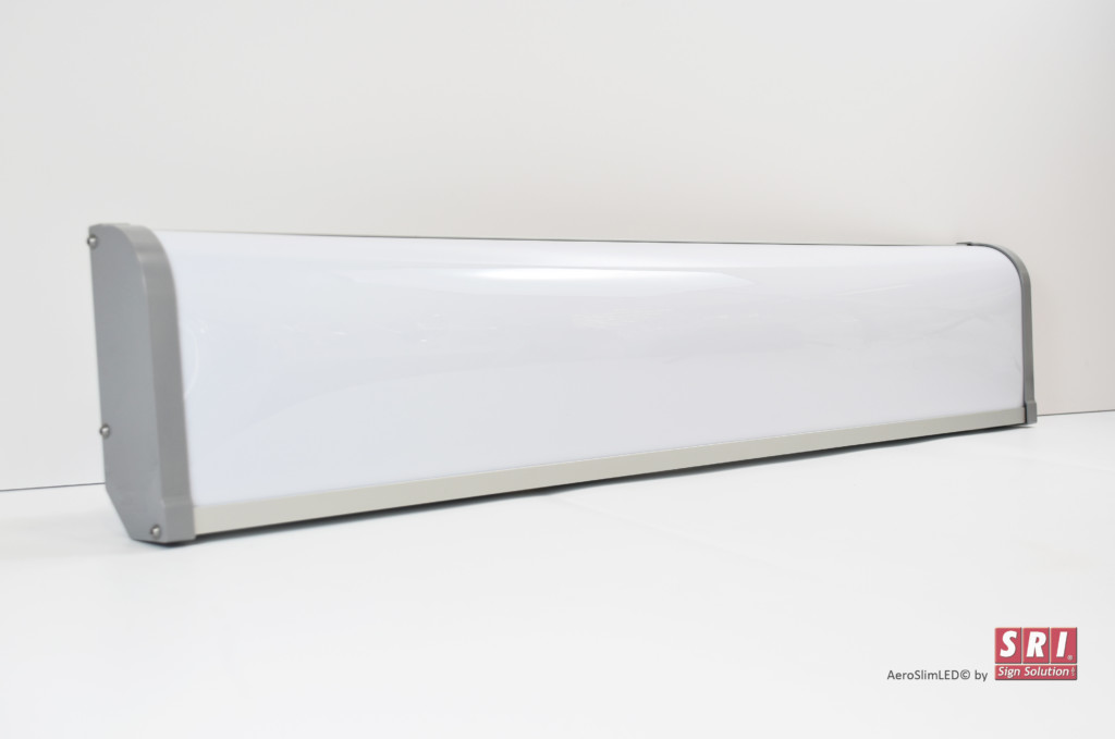 AeroSlimLED® lysskilt til lastbiler