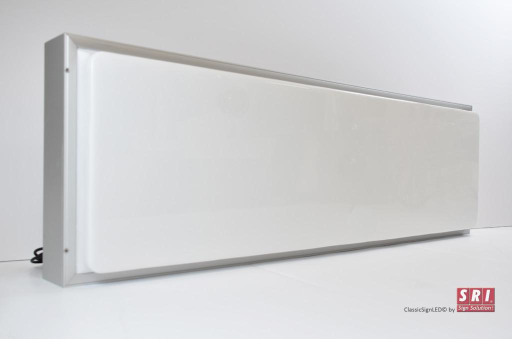 ClassicSignLED® - klassisk lyskasse til lastbiler